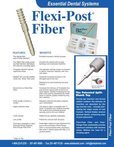 Flexi-Post® Fiber