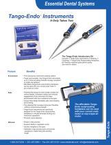 Tango-Endo ™  Instruments - 1