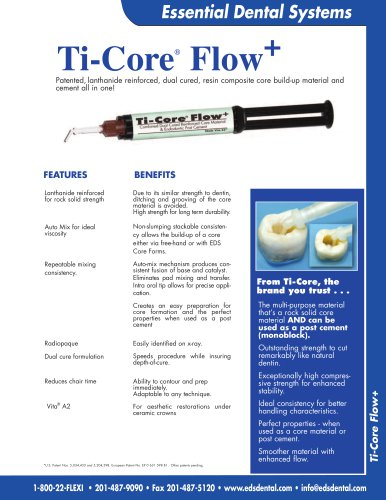 Ti-Core Flow Plus
