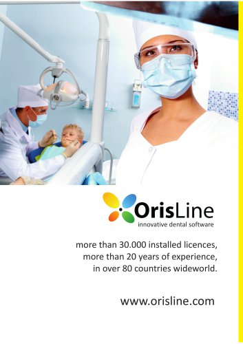 OrisLine software and services