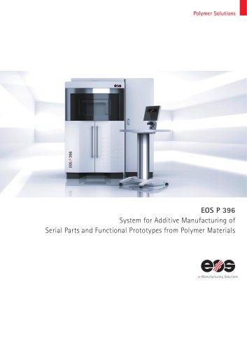 System Data Sheet EOS P 396