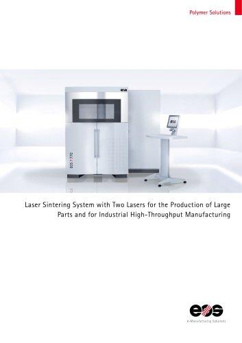 System Data Sheet EOS P 770