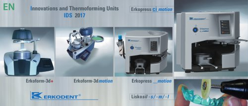 Innovations and Thermoforming Units
