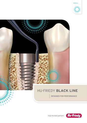 New Black Line Surgical Collection