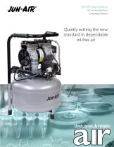 Quietly setting the new standard in dependable oil-free air