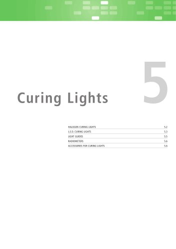 Curing Lights