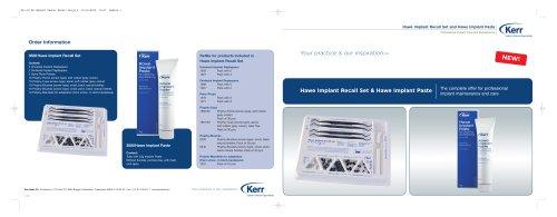 Hawe Implant Paste