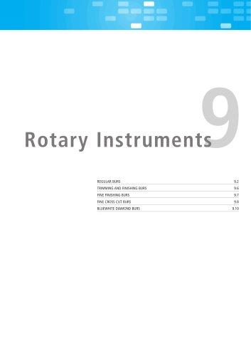 Rotary Instruments