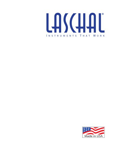 Laschal Catalog 2018