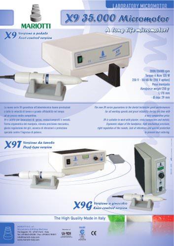 X9 35,000 Series