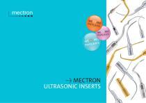 MECTRON ULTRASONIC INSERTS
