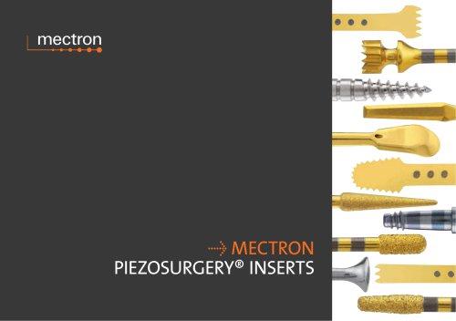 PIEZOSURGERY® INSERTS