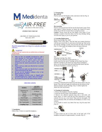 Air Free 45 Titan Surgical
