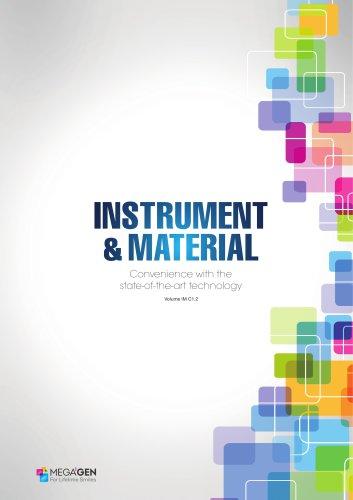Instrument & Meterial
