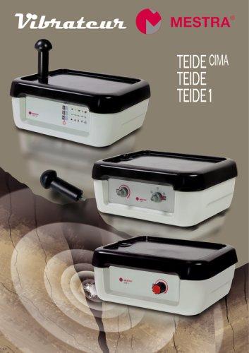 080021-080022-080024 Vibrateurs Teide