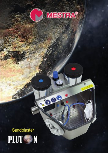 080253 Sandblaster - Pluton