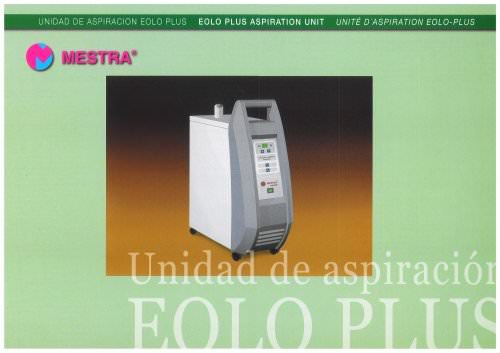 R-080531 EOLO PLUS ASPIRATION UNIT