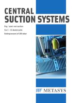 Central Suction Systems