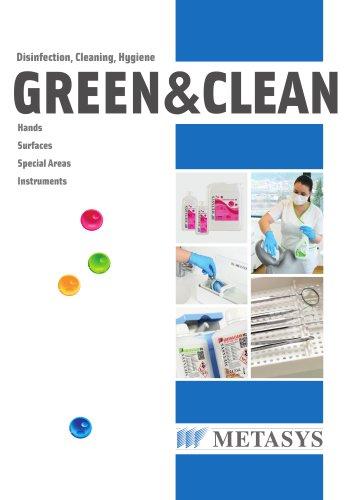GREEN&CLEAN