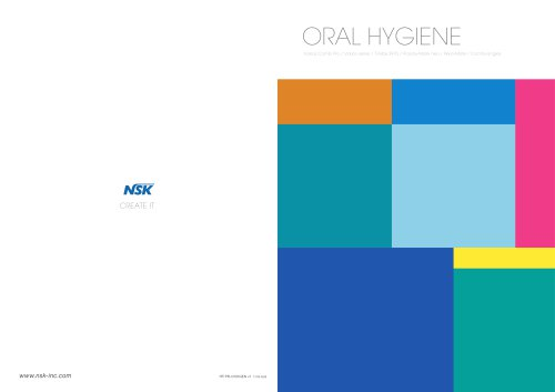 Oral Hygiene Category