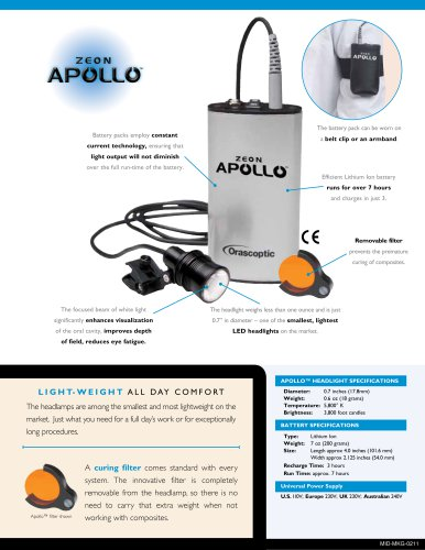 Apollo Brochure