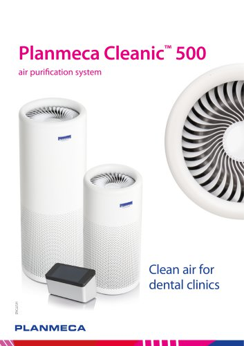 Planmeca Cleanic™ 500
