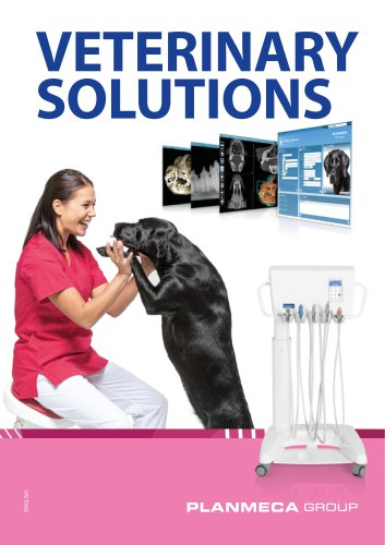 Planmeca Veterinary Solutions