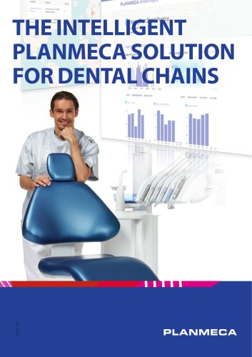 The Intelligent Planmeca Solution for Dental Chairs