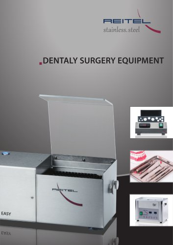 Dentaly surgery equipment