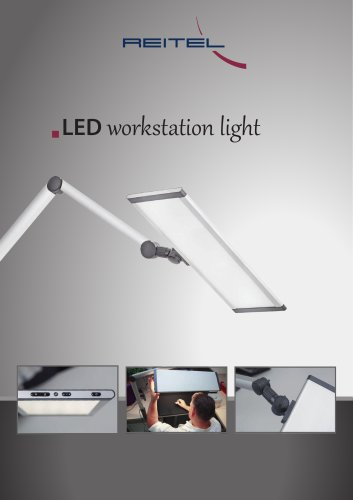 LED workstation light