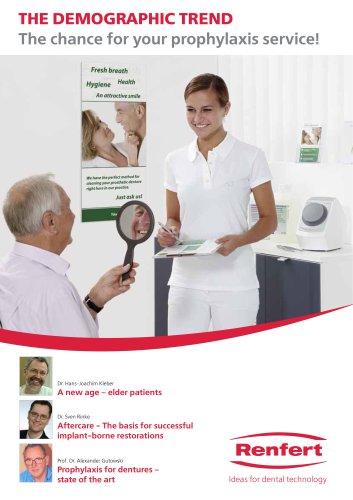 Dentist's Brochure