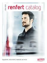Renfert Catalog 2014/2015