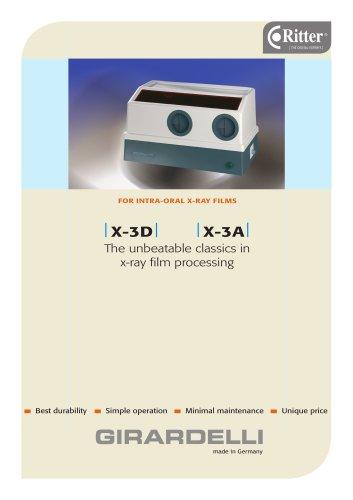 X-3D X-3A