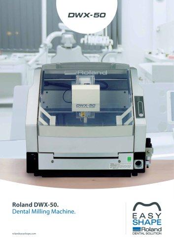 DWX-50 Dental Milling Machine