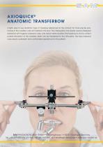 AXIOQUICK® ANATOMIC TRANSFERBOW