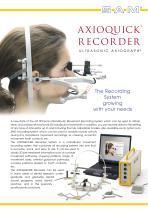 AxioQuick® Recorder
