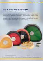 MSF MODEL AND PIN SYSTEM
