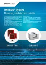 IMPRIMO® System - 4