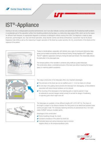 IST®-Appliance