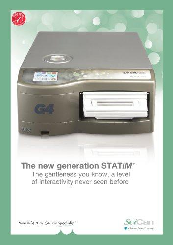 STATIM G4 autoclave brochure