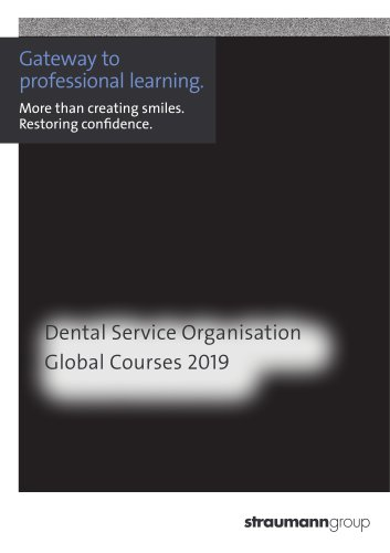 Dental Service Organisation