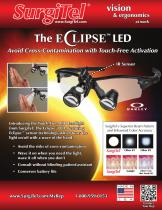 Eclipse: Touch-Free LED Headlight