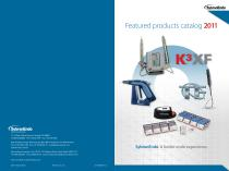 New Featured Products Catalog: 2011