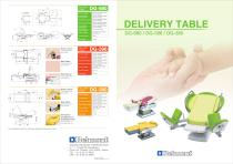 DELIVERY TABLE - 1