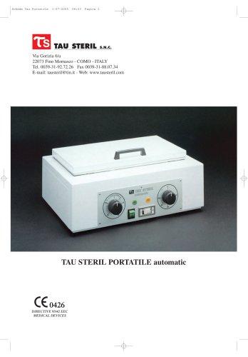 TauSteril Portable Automatic