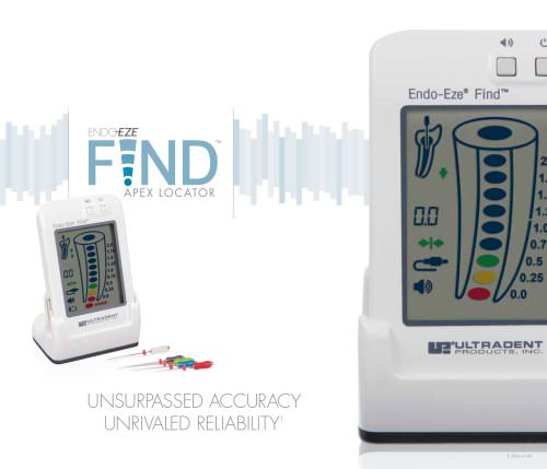 Endo-Eze FIND Apex Locator Brochure