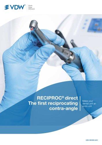 RECIPROC direct - Product brochure