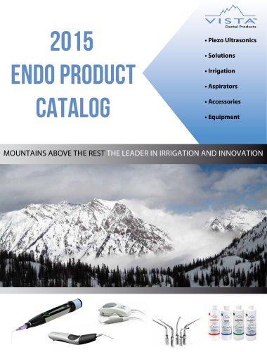 Endodontics Catalog