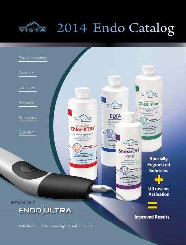 Endodontics Catalog - 2014