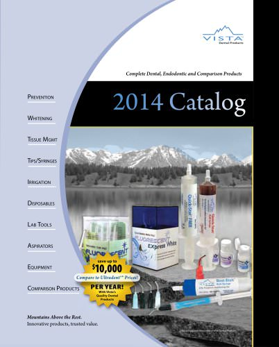 General Product Catalog - 2014